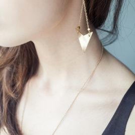 Boucles d'oreilles COMETE