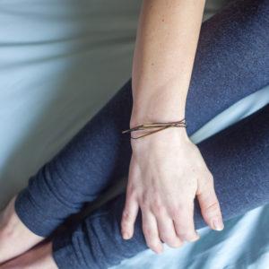 Angulaires bracelet filia