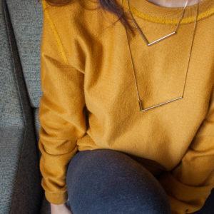 Tubulaire Mia collier