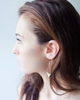 boucles d'oreilles dormeuses unfold