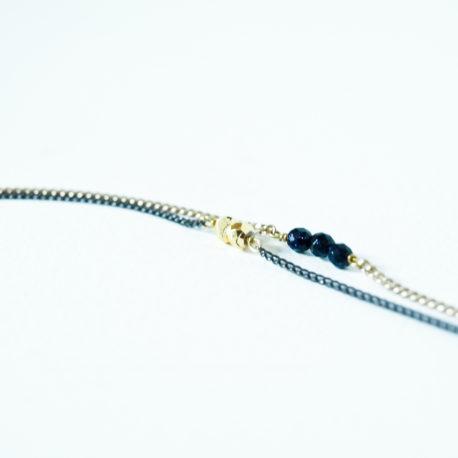 nu blue gold stone pyrite