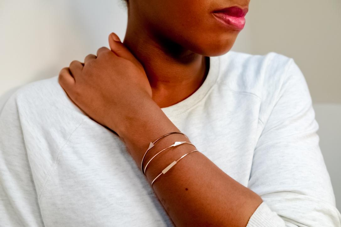 bracelet Jonc fin unfold