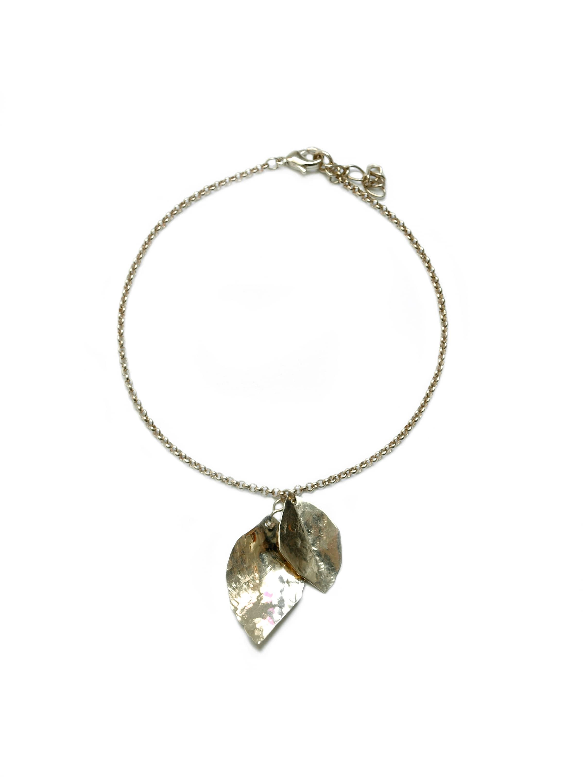 bracelet feuilles Citrus