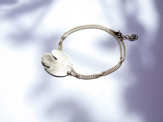 bracelet graphique feuille
