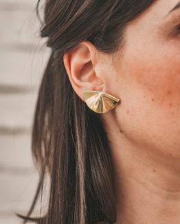 boucles d'oreilles corolles purse
