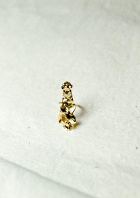 bijou d'oreille earcuff corolles